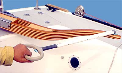 Karls Cape Cod Boat Shop Custom Sailboat Tillers Increase Your